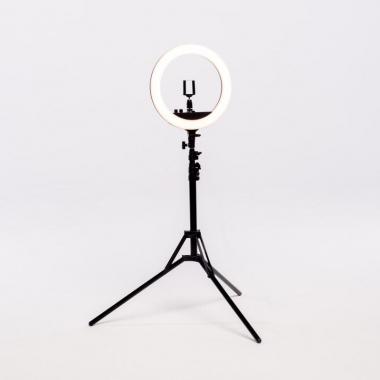 Круглые лампы для визажиста