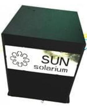 """Вертикальный солярий """"SunFlower V54"""" все включено"""