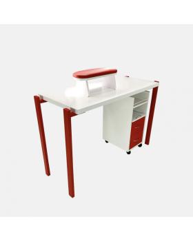 "Маникюрный стол лофт ""Лукас III"""