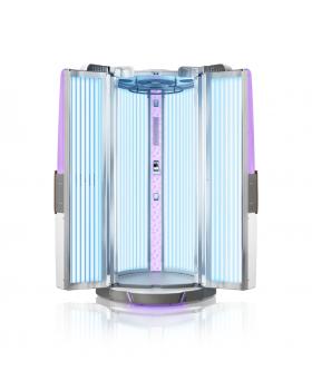 """Вертикальный солярий """"Luxura V8 48 XL Ultra Intensive"""""""