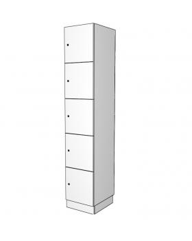 Индивидуальный шкаф для персонала
