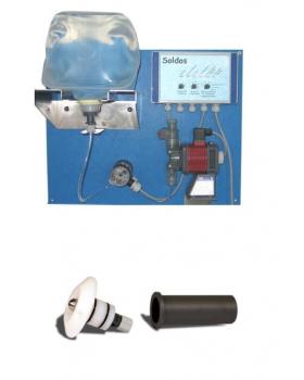 """Соляной генератор """"SOLDOS-V2"""" для влажных помещений"""