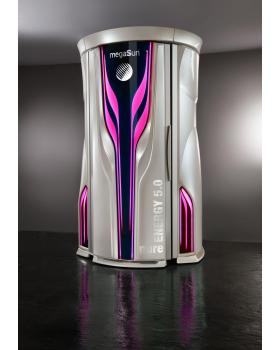 """Вертикальный солярий """"Tower pure energy 5.0"""""""